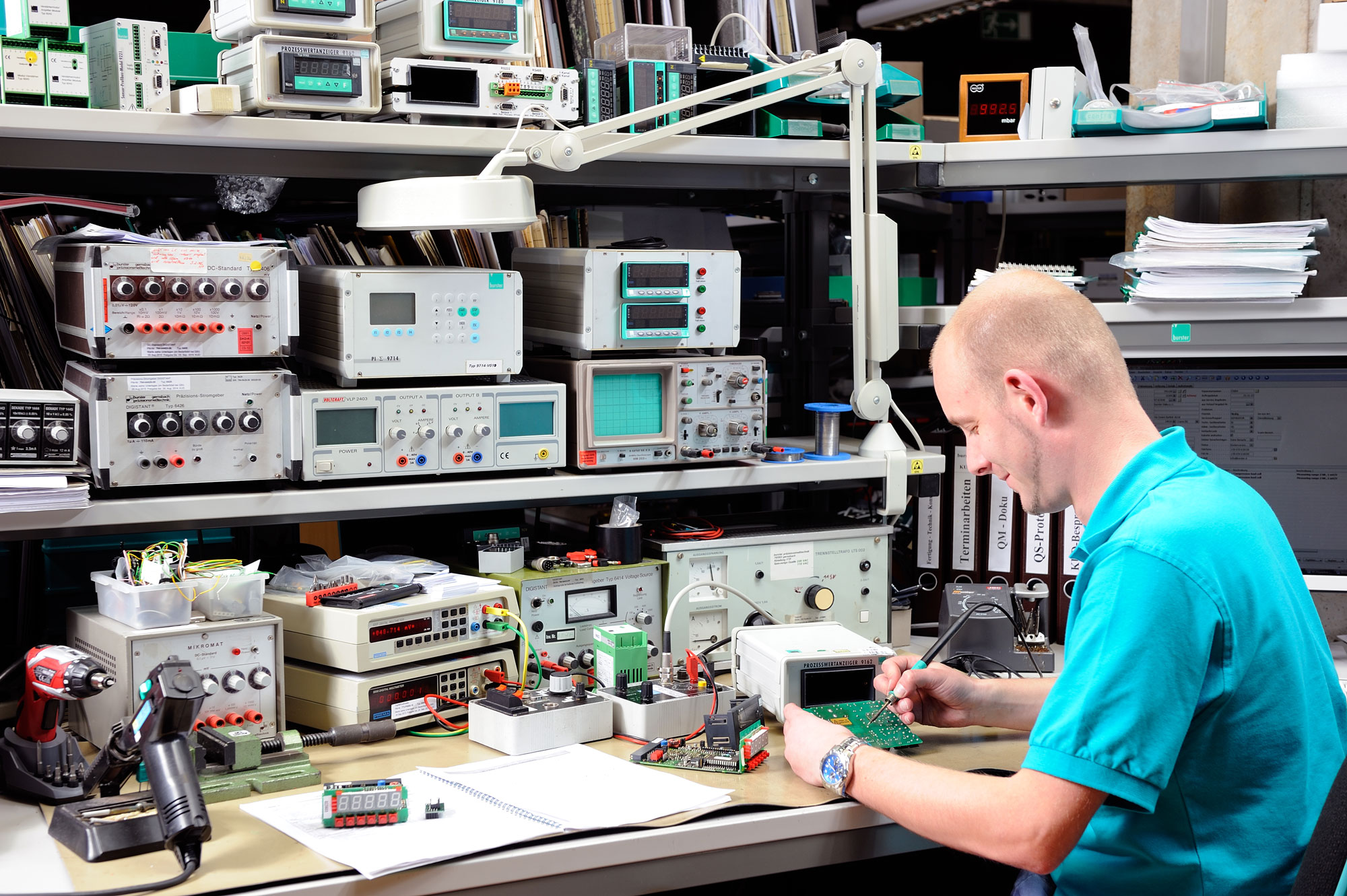 jobs in instrumentation