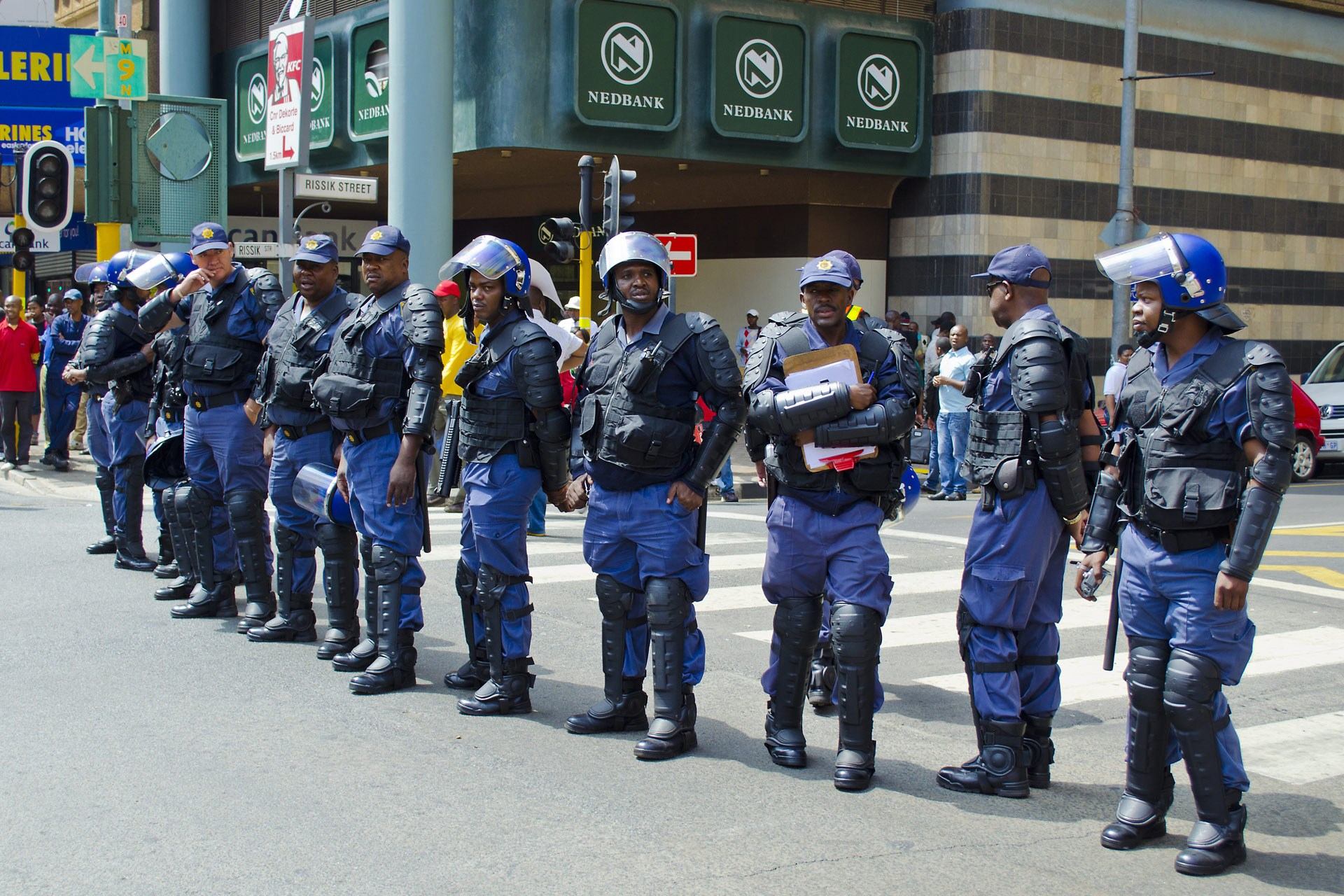Most-Dangerous-jobs-in-South-Africa-police