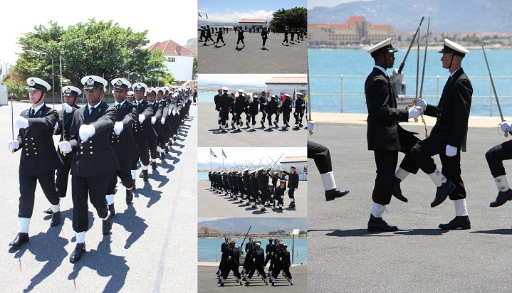 South-African-Navy-training