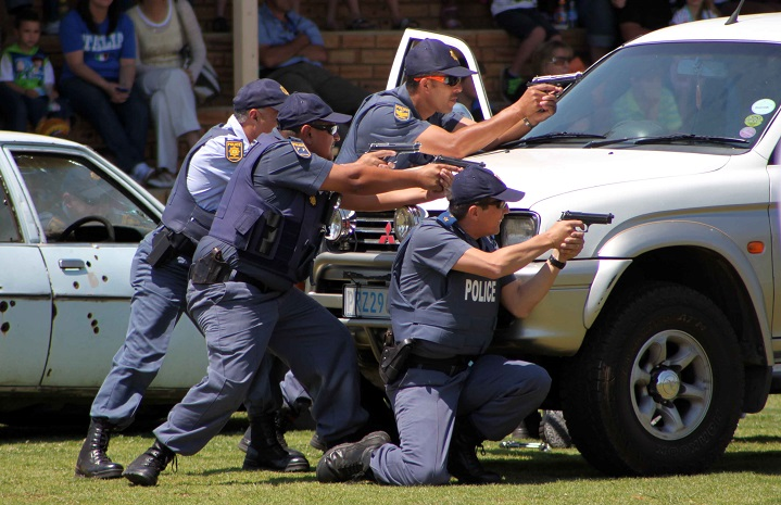 south-african-police-training