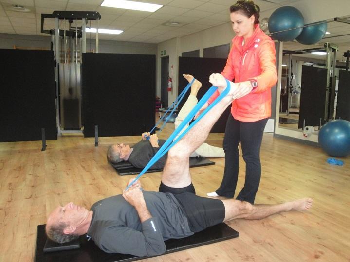 Pilates-biokenetics