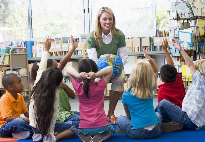 jobs teaching children