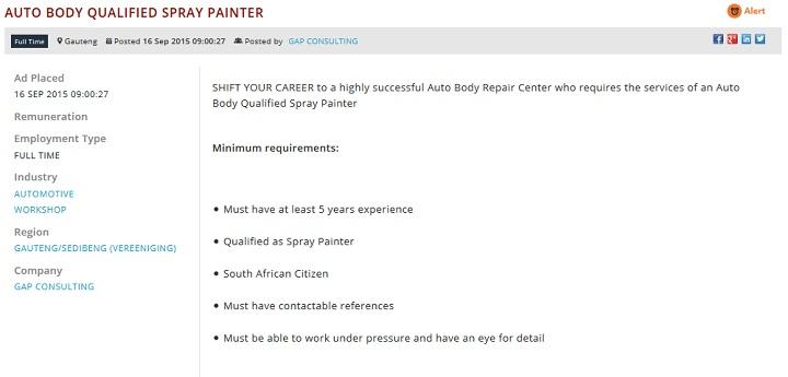 Auto-Body-Qualified-Spray-Painter