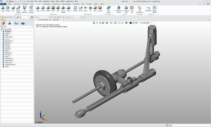 Draughtsman-CAD