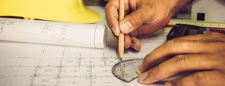 Draughtsman-designing