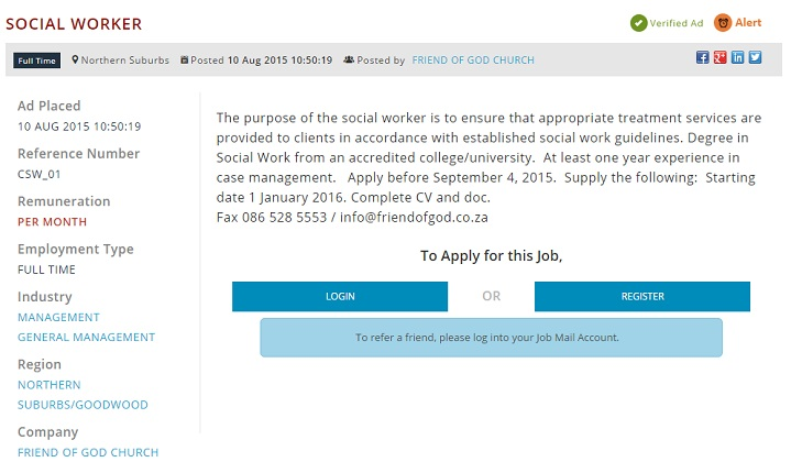 social-worker-vacancies
