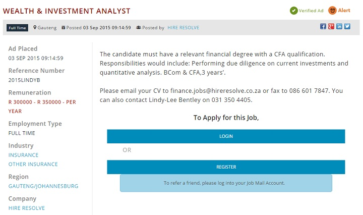 wealth-and-investment-analyst-vacancy