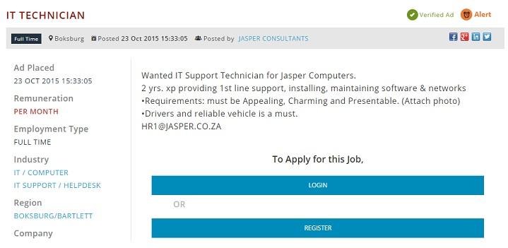 it-technician-vacancy