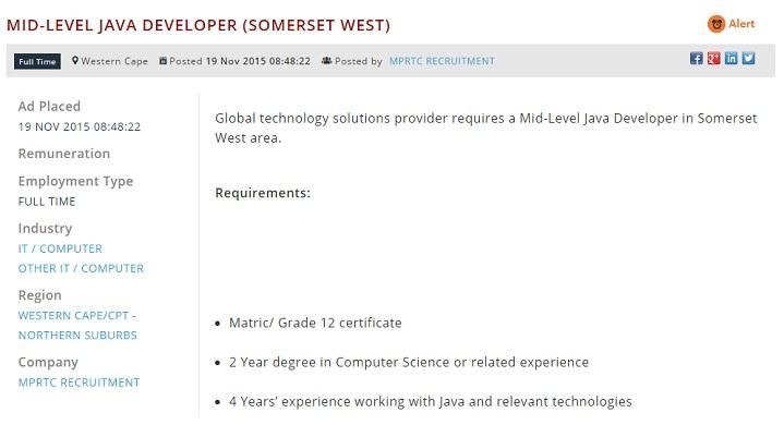 mid-level-java-developer
