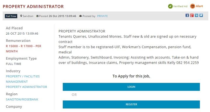 property-administrator-vacancy