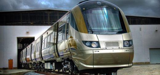 the gautrain in south africa