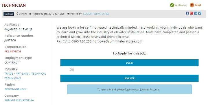 technician-vacancy