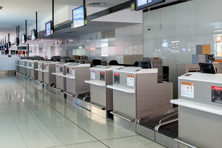 check-in-counter