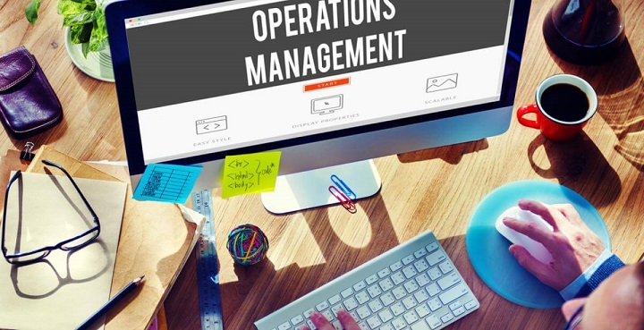 working as an operations manager