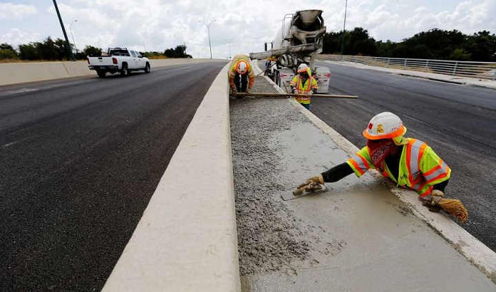 concreter in construction jobs