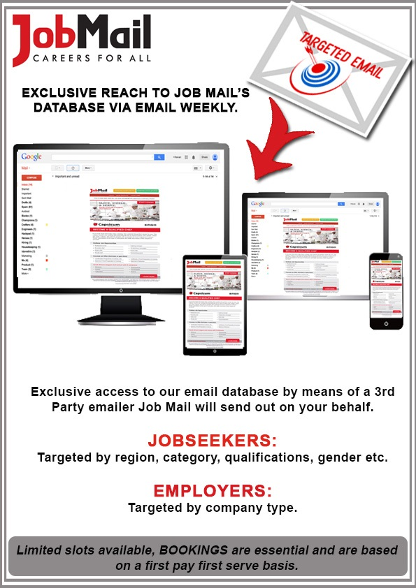 third party mailer by job mail