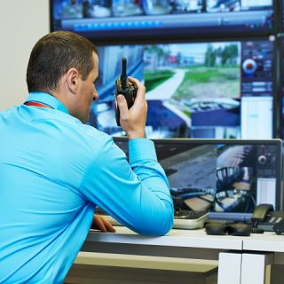 Control room operator and security jobs in SA