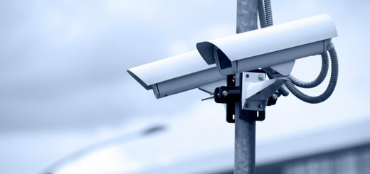 cctv cameras and security equipment