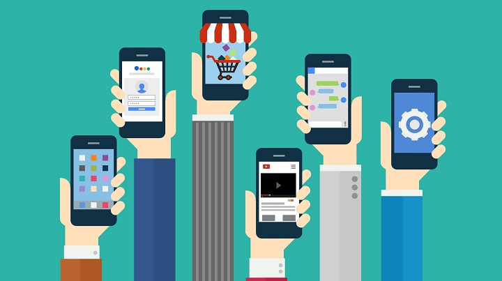 mobile and social media marketing