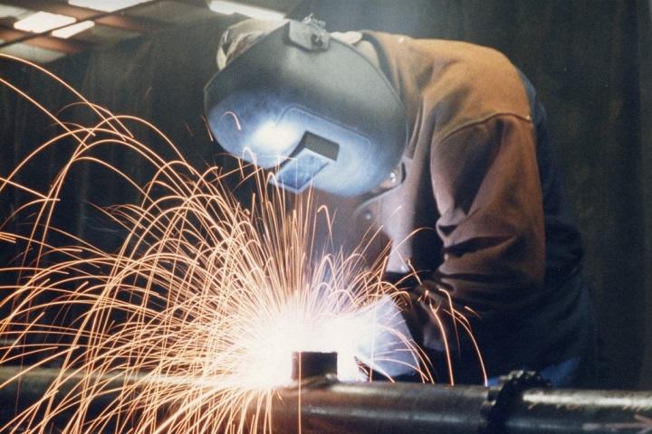 welding done by a boilernaker