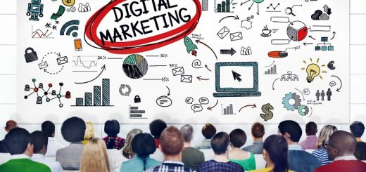 marketing and digital marketing