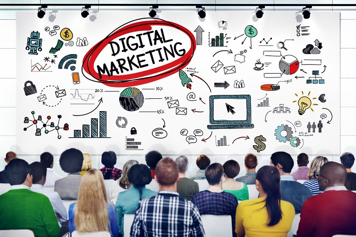 marketing and digital marketing