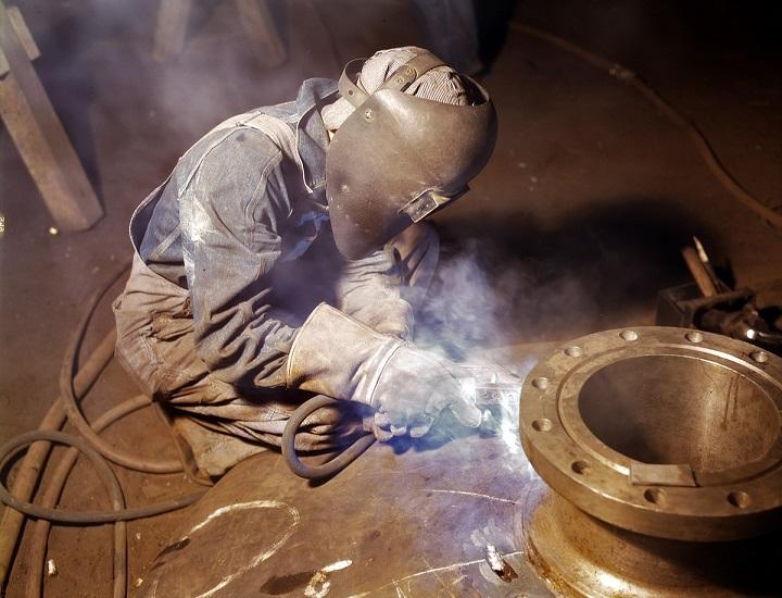 welding tasks as a boilermaker