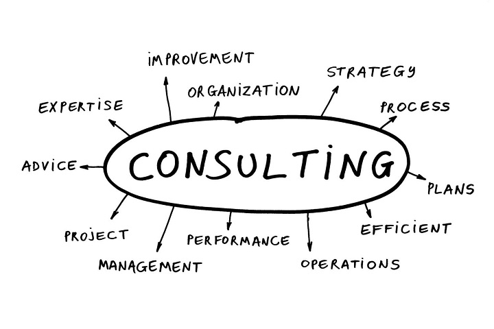 what does consulting involve