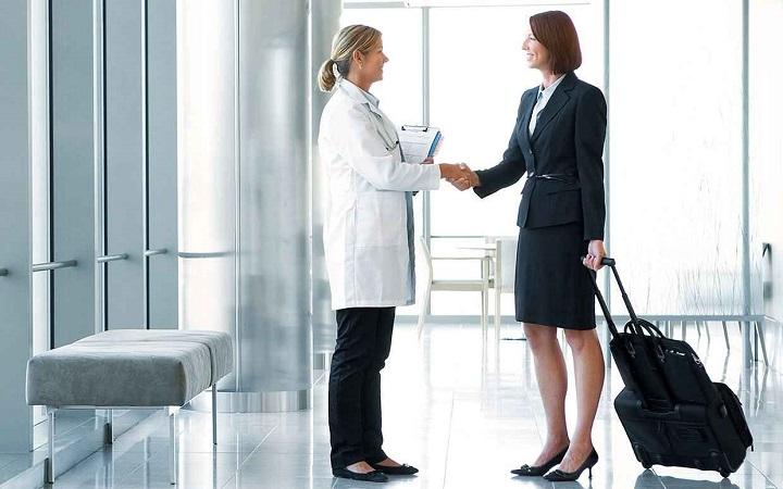 medical representative job description