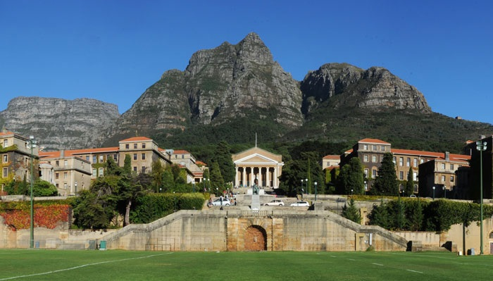 uct building