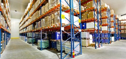 goods held at a warehouse