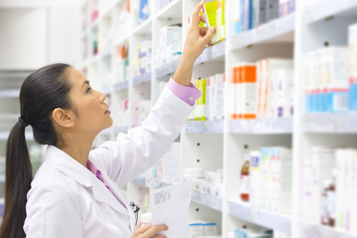 pharmacist work environment