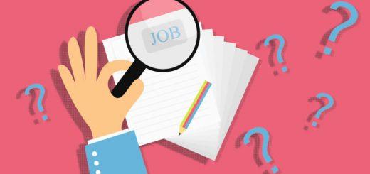 job seeker questions