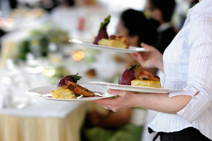 catering hospitality jobs
