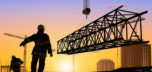 civil engineer at work