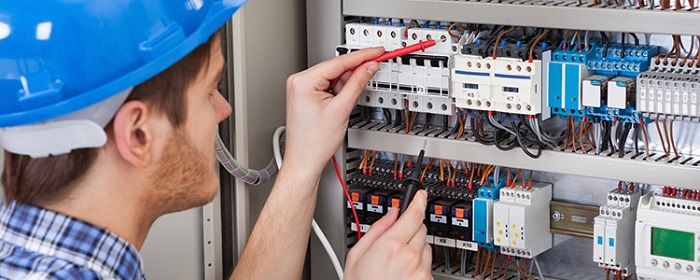 electrician demonstration