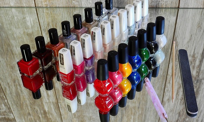 nail paint collection