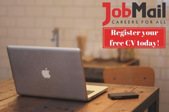 job seekers cv registration