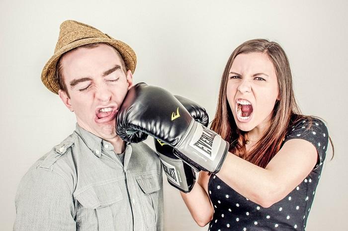 conflict between employees