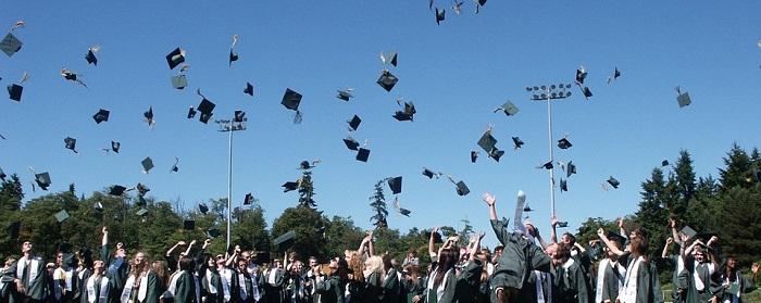 day of graduation