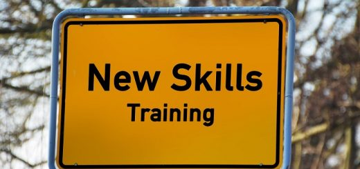 acquire new job skills