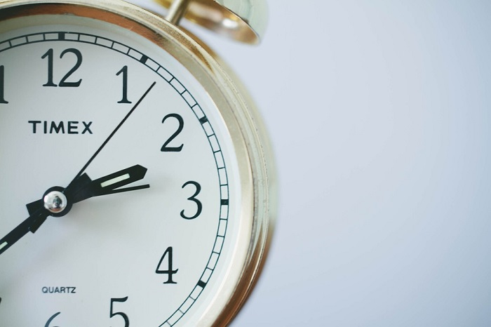 management of time