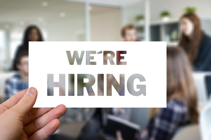 job hunting recruiting hire
