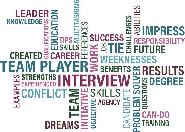 interview techniques job hunting questions