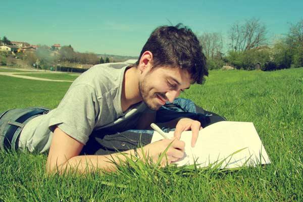 Scriptwriting outside