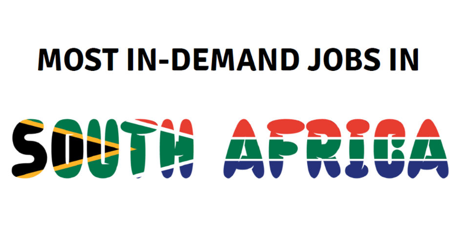 In-demand Jobs in South Africa | Job Mail