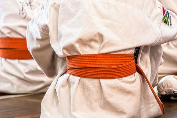 Become a martial arts instructor
