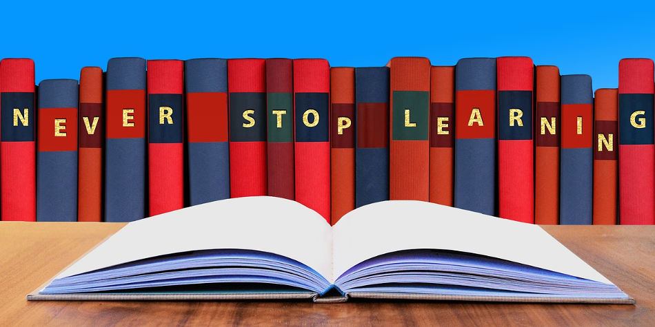 Never Stop Learning | Job Mail