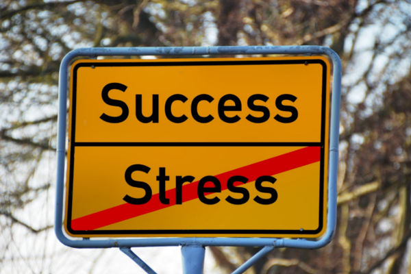 Decreased Stress = Success | Job Mail