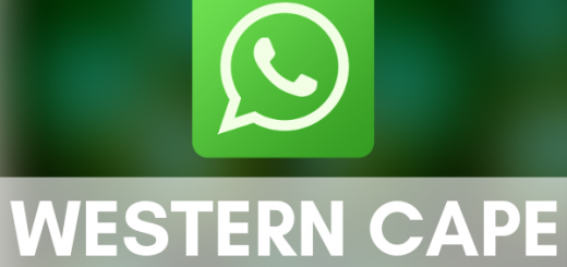 WhatsApp job groups Western Cape